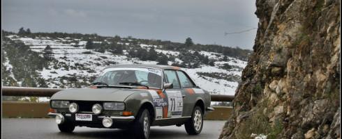 Rallye du Dauphiné 2013